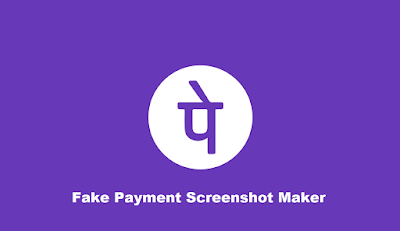 Phonepe screenshot generator
