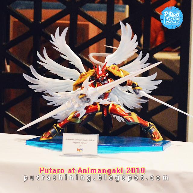 Putaro at AniManGaki 2018