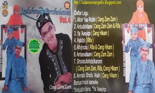 Download Kumpulan Mp3 Sholawat Ceng ZamZam