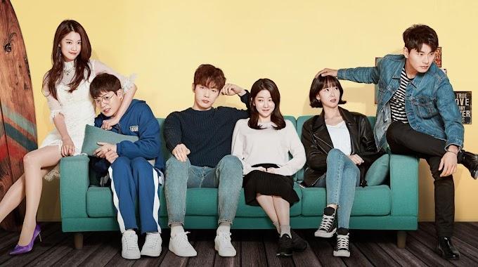 6 Drama Korea Yang Bertemakan Persahabatan!
