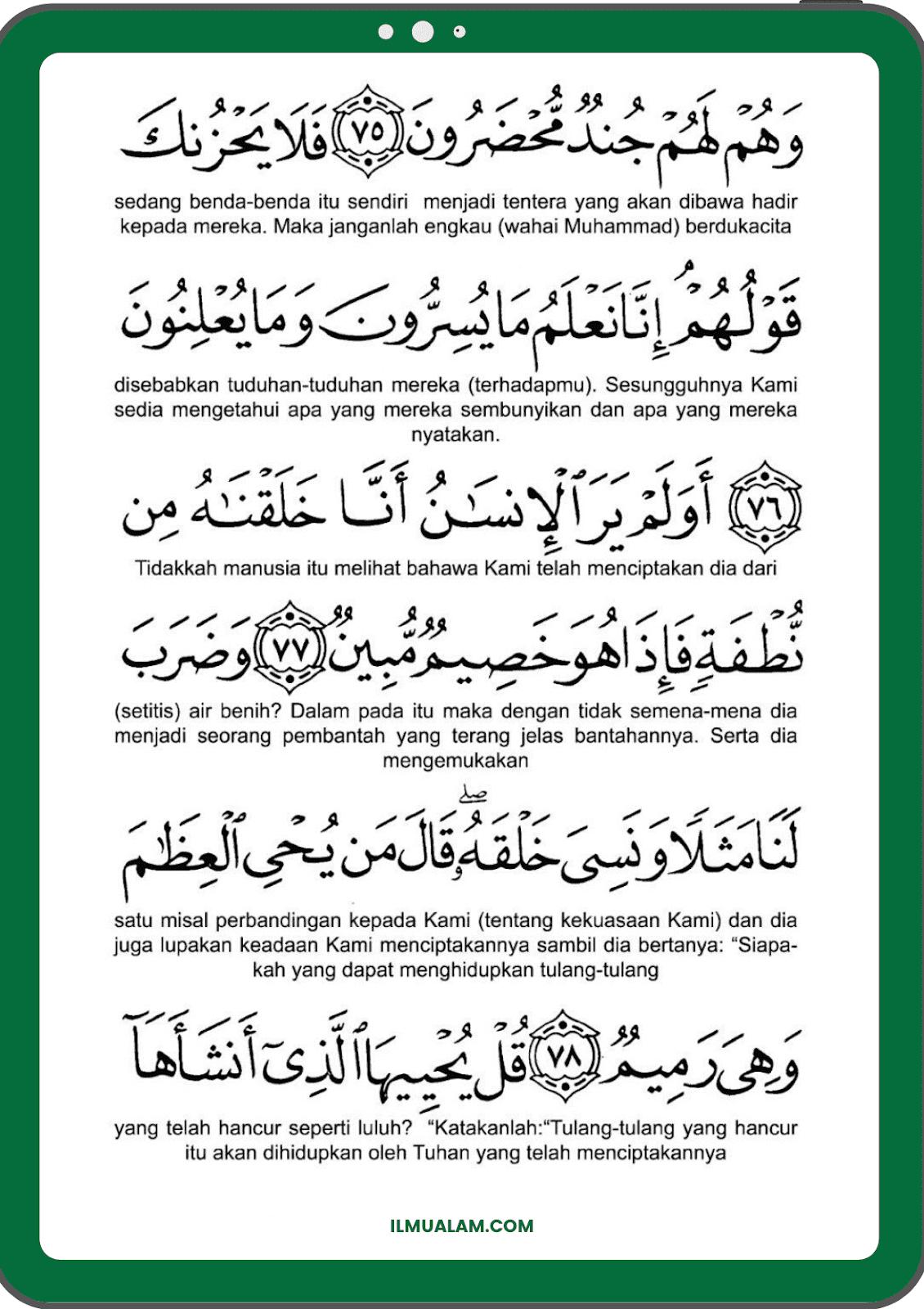 surah yasin pdf file