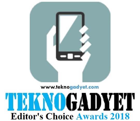 TeknoGadyet Editors' Choice Awards 2018 Winners
