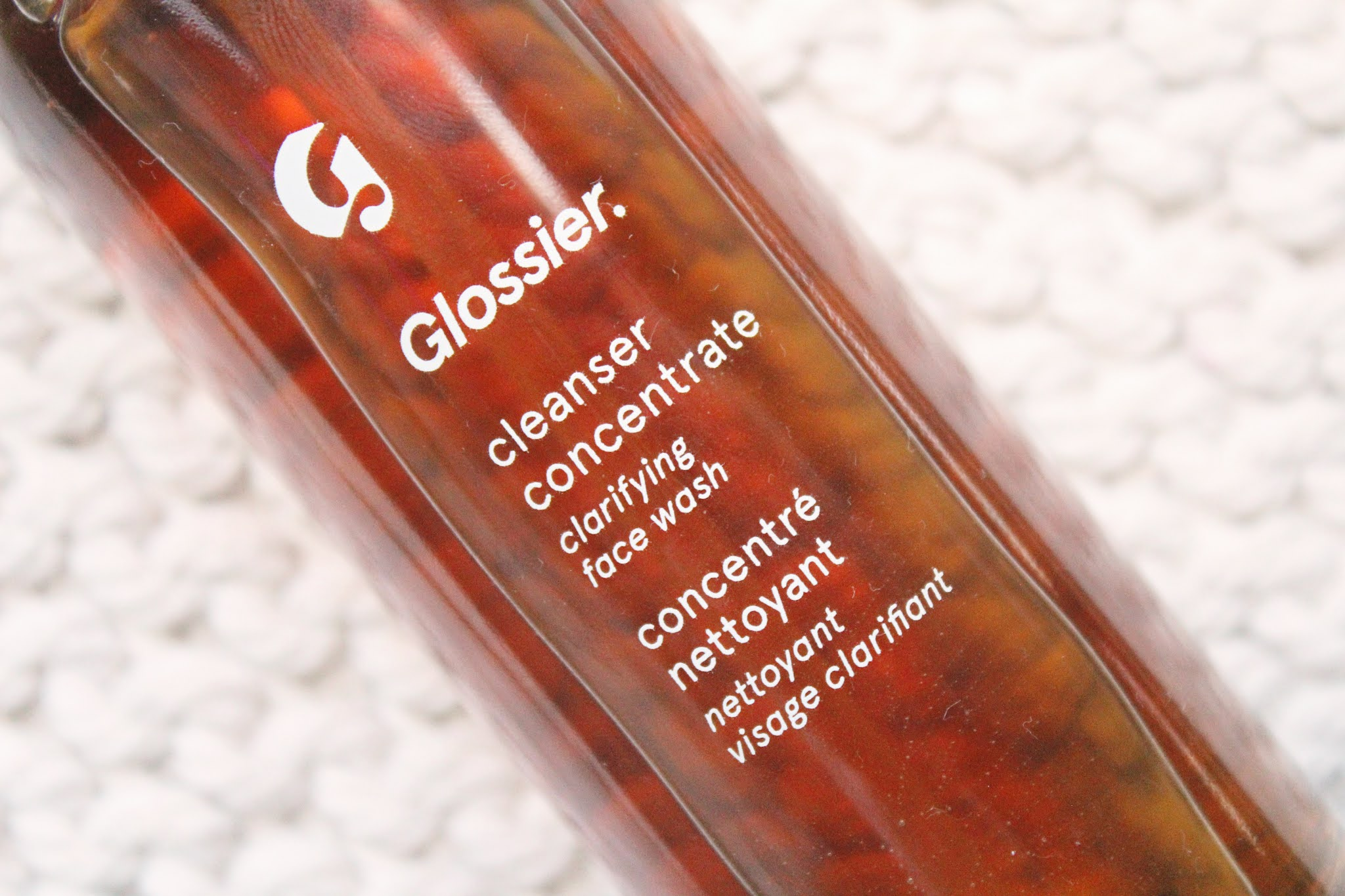 Glossier Cleanser Concentrate Review (+ Discount Code)
