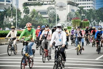 Manfaat Olahraga Sepeda Untuk Kita