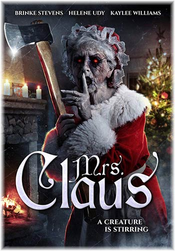 Mrs. Claus 2018 English Horror Esubs 480p HDRip 350MB Poster