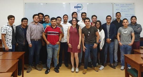 Graduados de Ingeniería Mecánica obtienen el tercer lugar en el reto mundial de Ingeniería Aplicada