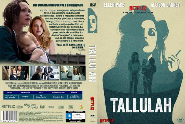 Capa DVD Tallulah