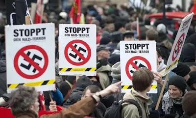Cidade alemã declara xô nazistas