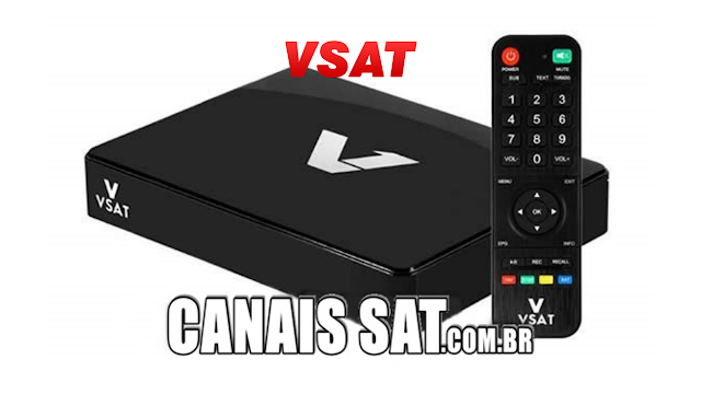 VSAT V1 / VSAT V+ Nova Atualização - 27/07/2020