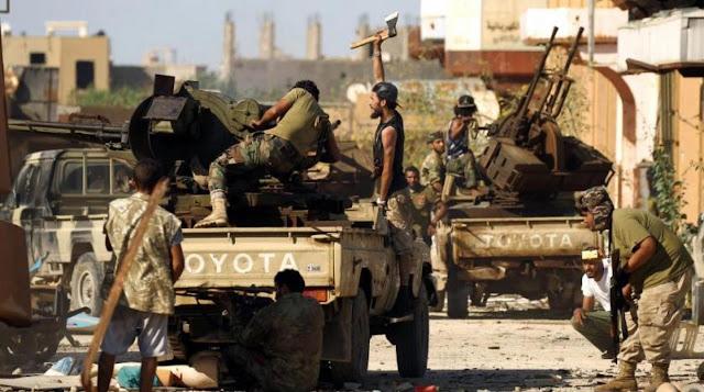 Γιατί τα κέρδη της Τουρκίας στη Λιβύη ενισχύουν τον... Χαφτάρ