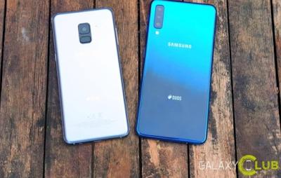 Rumor Samsung A50 didukung kamera 24MP dan baterai 4000mAh