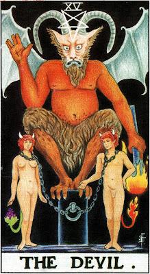 The Devil Tarot Card Meaning- Major Arcana