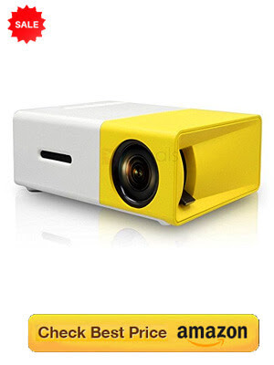 Wireless Projector For Mobile & Laptop