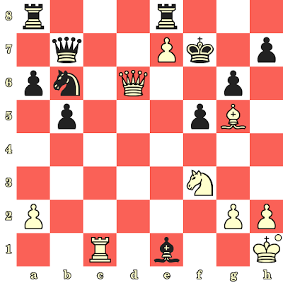 Les Blancs jouent et matent en 4 coups - Igor Ivanov vs Kamran Shirazi, Los Angeles, 1986