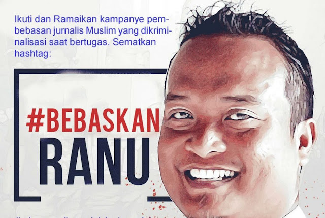 Ranu Muda Selain Wartawan juga Anggota Aktif MUI Surakarta