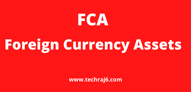 FCA full form, What is the full form of FCA