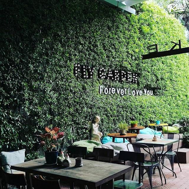 Fly Cupcake Garden- Quán cà phê không gian thoáng sống ảo thoải mái