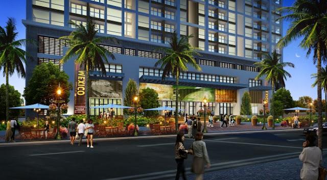 Trung tâm thương mại378 Minh Khai