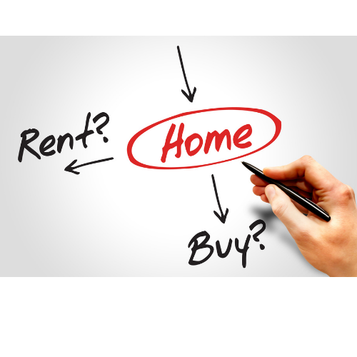 Is it better to rent or buy?