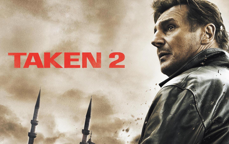 My Movie Review imdb copyright: Taken 2 (2012)