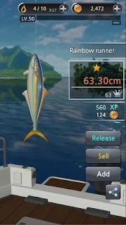 Anzol de Pesca Apk Mod Dinheiro Infinito