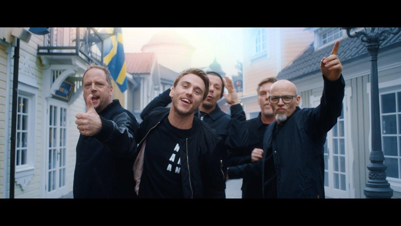 Die Fantastischen Vier - Zusammen feat. Clueso | Oder einfach das Fanta 5 Musikvideo