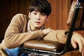 Gambar Terbaru Cha Eun Woo ASTRO
