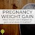 Ganho de peso na gravidez: quanto posso esperar ganhar e isso importa?