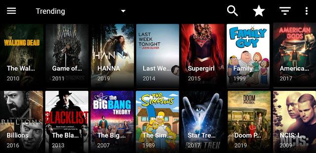 تطبيق Typhoon TV ألأسطوري لتحميل ومشاهدة الأفلام الأجنبية