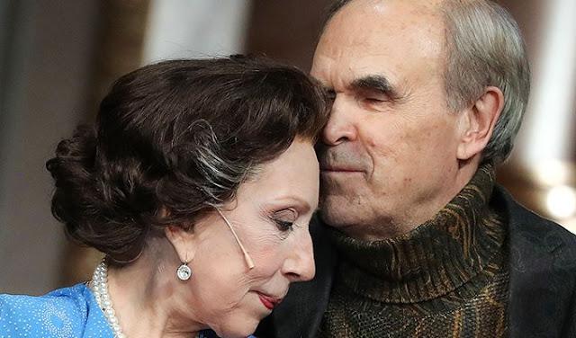 Такое простое счастье: история любви Инны Чуриковой и Глеба Панфилова