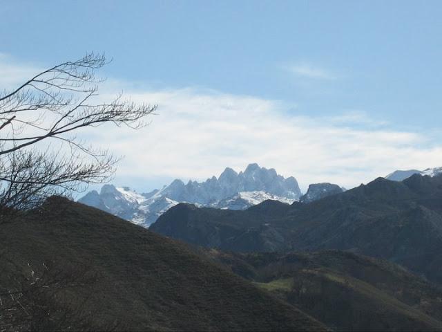 Rutas Montaña Asturias: Vista del Torrecerredo