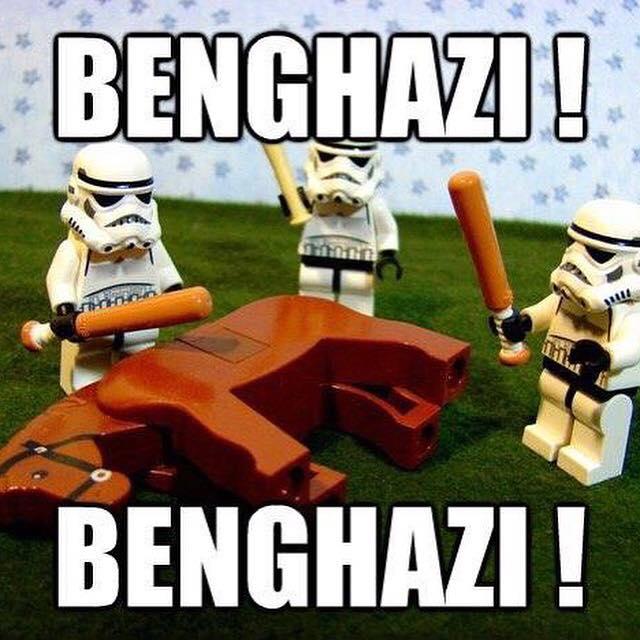 Benghazi beating a dead horse