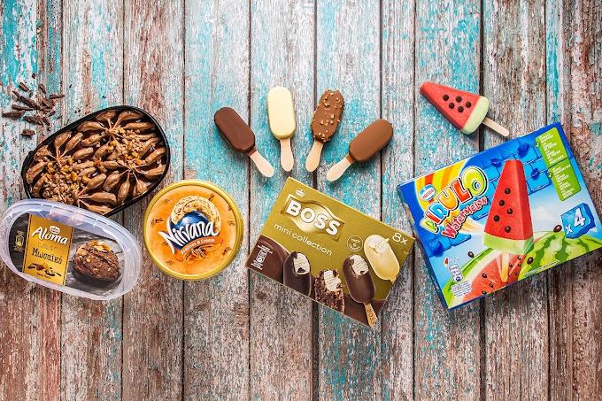 Παγωτό με ένα κλικ από την Froneri και την Wolt!