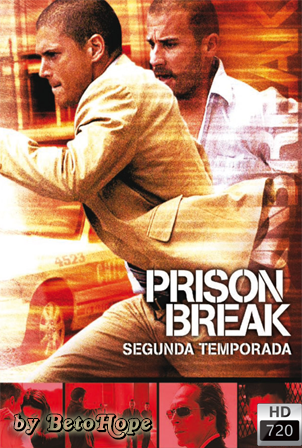 Prison Break Temporada 2 [720p] [Latino-Ingles] [MEGA]