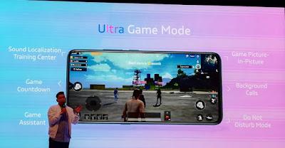 Ultra Gaming Mode