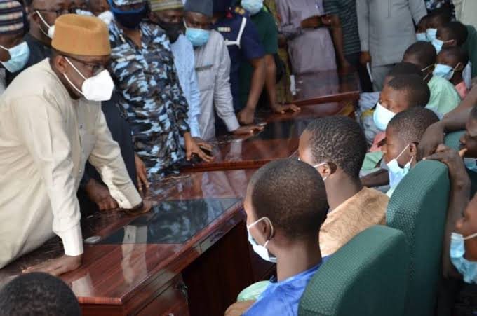 Kagara Students Exchanged For 4 Jailed Bandits – Report