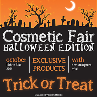 Cosmetic Fair - Halloween