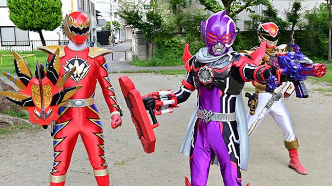 Kikai Sentai Zenkaiger Episode 26 Subtitle Indonesia