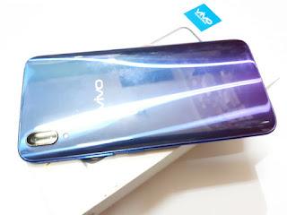 Hape Seken vivo V11 Pro 4G LTE RAM 6GB ROM 64GB Mulus Normal Garansi Resmi