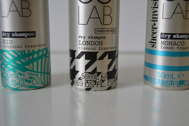 COLAB Mini Dry Shampoo Review