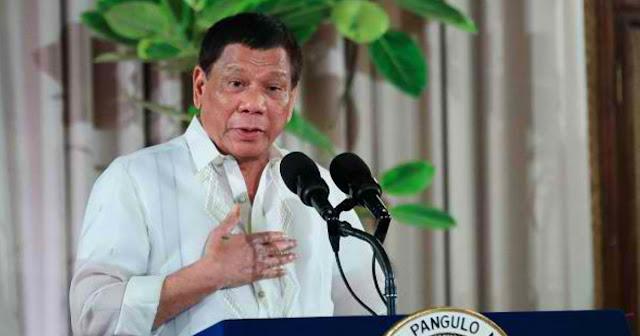 WATCH: Marami rin akong nanakaw Pero naubos na.- Duterte