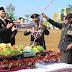 Dandim 0728/Wonogiri Ikuti Serangkaian Kegiatan Kegiatan HUT Bhayangkara