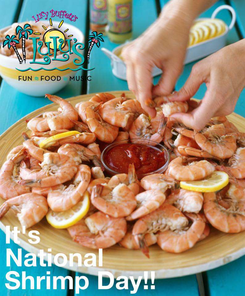 National Shrimp Day Wishes Pics