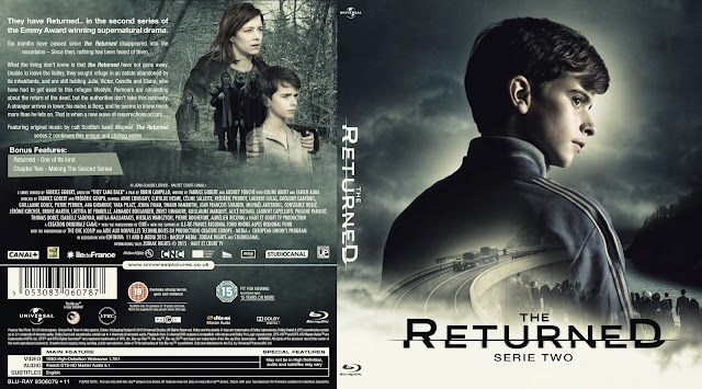 The Returned Season 2 Bluray Cover