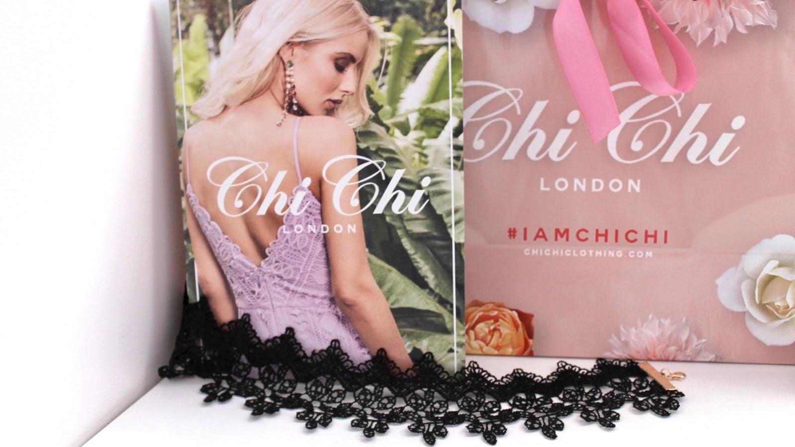 Chi Chi Clothing Lace Choker