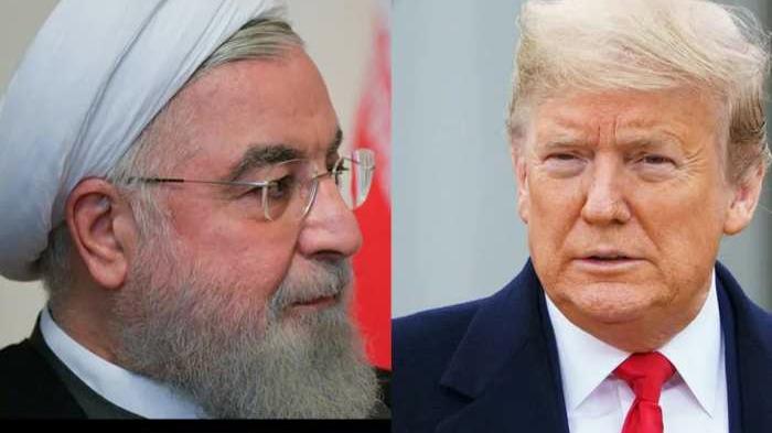Iran President's anger erupts, Trump called 'killer, terrorist'