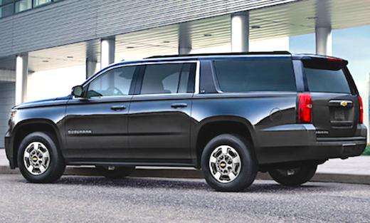 2020 Chevy Suburban Diesel