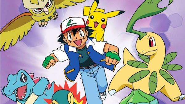 Pokemon de la segunda generacion