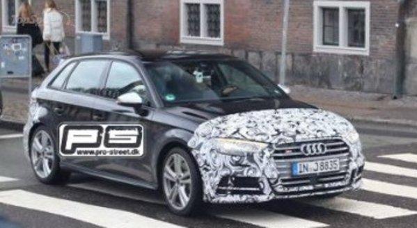 2017 audi Το νέο Audi S3 ίσως ξεπεράσει τα 300 άλογα Audi, Audi S3, VAG, zblog