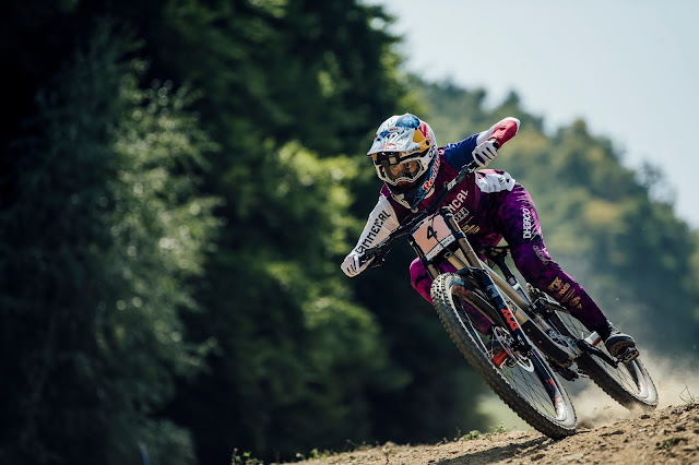 Myriam Nicole - Foto: Bartek Wolinski / Red Bull Content Pool